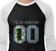 Team Avatar Toph Men's Baseball ¾ T-Shirt