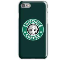 Triforce Coffee iPhone Case/Skin