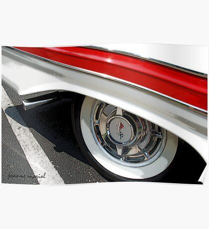Classic Car 152 Poster