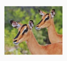 Black Faced Impala - Together in Curiosity Kids Tee
