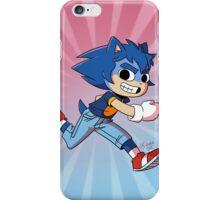 Sonic Pilgrim iPhone Case/Skin