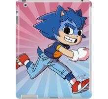 Sonic Pilgrim iPad Case/Skin