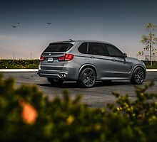 BMW X5 by rjtakesphotos