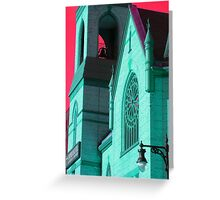 Immanuel Lutheran Church* - Grand Rapids, MI - Christmas Colors Greeting Card
