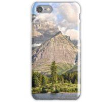 Swiftcurrent Lake iPhone Case/Skin