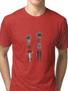 The Sad Robots Tri-blend T-Shirt