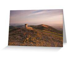 The Beacon - The Malvern Hills Greeting Card