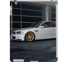 BMW M3 iPad Case/Skin