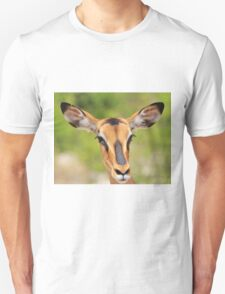 Black Faced Impala - Portrait of Pure T-Shirt