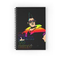 Mr. Steal-Yo-Bird Spiral Notebook
