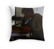 Form Guide Throw Pillow