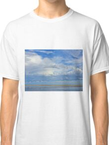 Blue Tranquility - Journey through Color Classic T-Shirt
