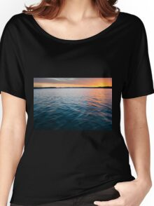 Beautiful Waters Women's Relaxed Fit T-Shirt