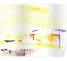 Abstraktes Bild 36 Poster