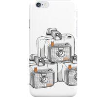 Polaroid Swinger iPhone Case/Skin
