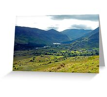 Kerry's Black Valley Greeting Card
