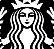 Starbuds Starbucks Parody Sticker