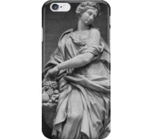 Abundance at the Fountain. iPhone Case/Skin