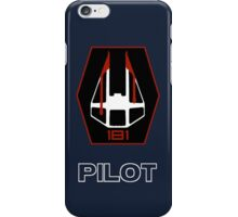 Star Wars Unit Insignia - 181st Fighter Group iPhone Case/Skin
