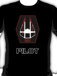 Star Wars Unit Insignia - 181st Fighter Group T-Shirt