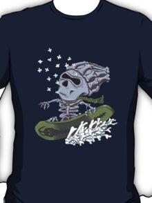 Boric Snowboarding T-Shirt