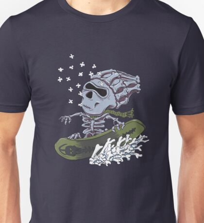 Boric Snowboarding Unisex T-Shirt