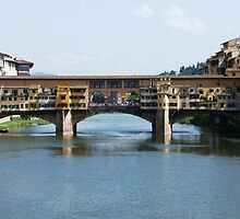 Ponte Vecchio by Trish Meyer