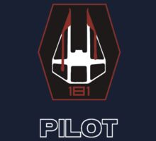 Star Wars Unit Insignia - 181st Fighter Group, Off-Duty T-Shirt