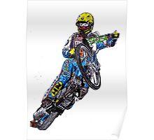 Tomasz Gollob, Poland, speedway rider Poster