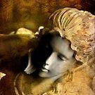 angel falling asleep by rogeriogranato