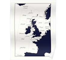 Shipping Forecast Poster