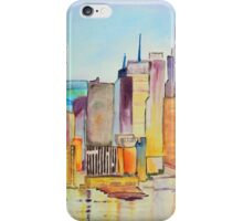 NYC Skyline iPhone Case/Skin