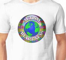 Autism awareness world Unisex T-Shirt