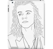 Billboard Harry iPad Case/Skin