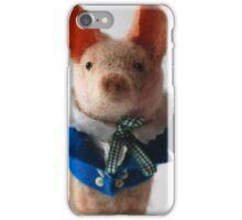Little Lord Piggy iPhone Case/Skin
