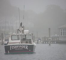 Fishfinder by phil decocco