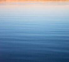 The Tranquility of Dusk by Parker Cunningham
