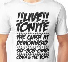 Toronto Gig Poster Unisex T-Shirt