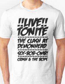 Toronto Gig Poster T-Shirt