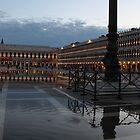 Venezia, Piazza San Marco by Elena Skvortsova