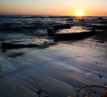 Kelp Sunset by rwilks