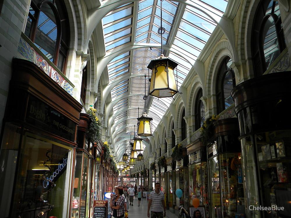 Royal Arcade, Norwich by ChelseaBlue