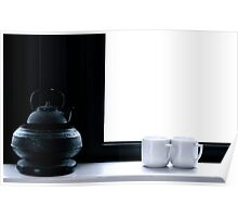 Tea for Two (Cropped) Poster