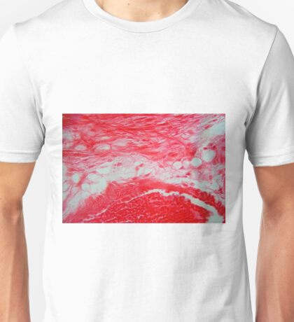 Trachea Cells under the Microscope Unisex T-Shirt