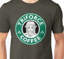 Triforce Coffee (Zelda) Unisex T-Shirt