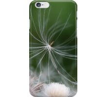 Thistle Seed iPhone Case/Skin