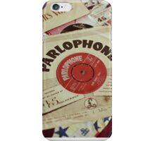 45 rpm iPhone Case/Skin