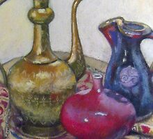 """Coffee, Tea, Or..."" mug by maurart"