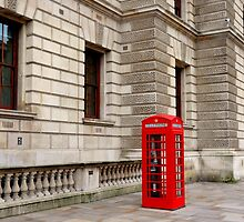 Telephone Box by Hans Kool