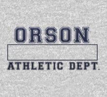 Orson Athletic Dept. (Gradient Colour) by RoufXis